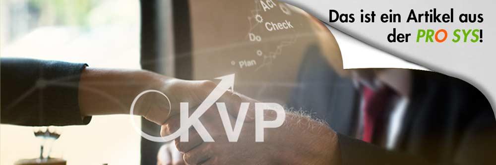 KVP-Kontinuierlicher-Verbesserungsprozess-Banner-PRO-SYS