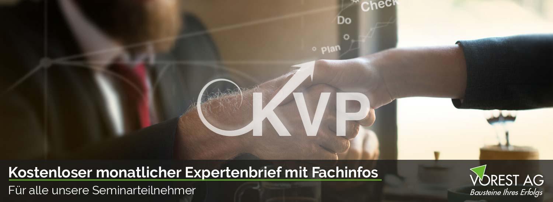 Kontinuierlicher Verbesserungsprozess - KVP Methoden Fachinfo