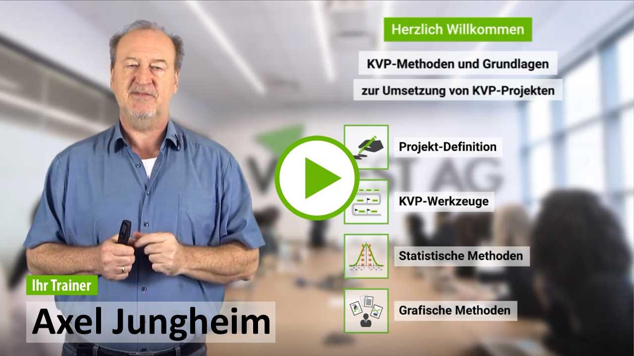 Online Schulung KVP Methoden