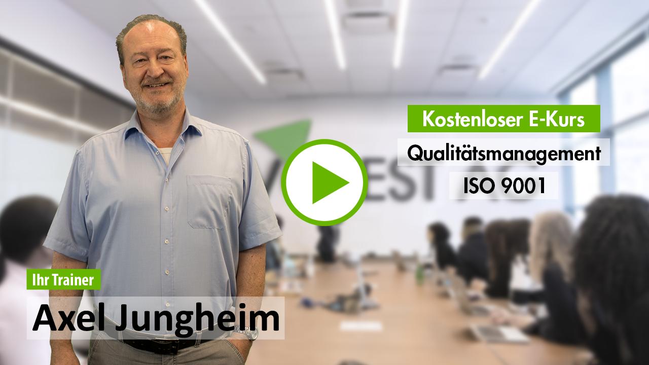 VOREST AG - kostenloser E-Learning Kurs QM ISO 9001