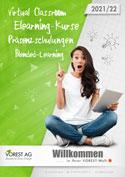 Katalog mit allen Ausbildungen der VOREST AG